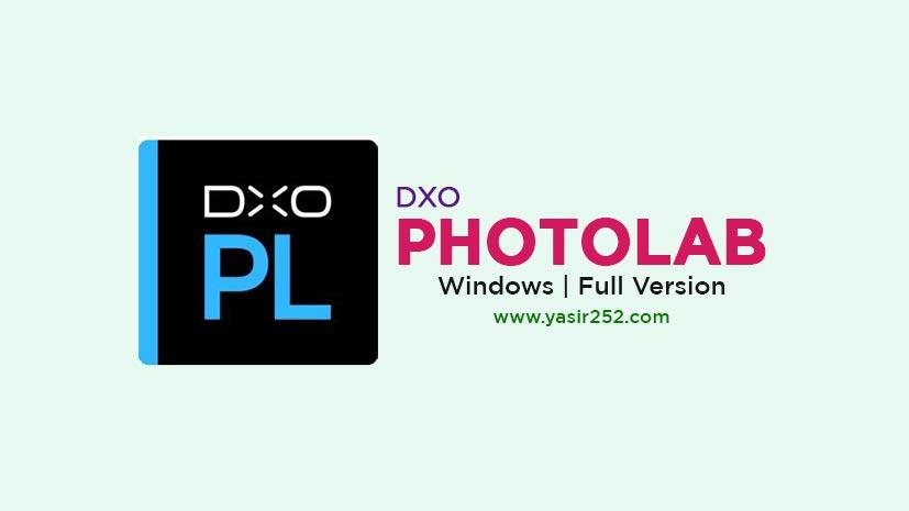 Download DXO Photolab Full Version 64 Bit