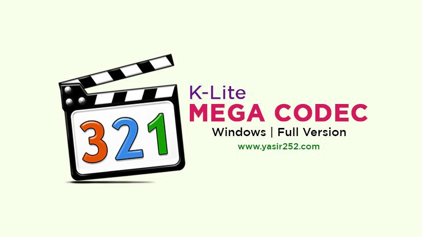 Download K Lite Mega Codec Pack Full Free