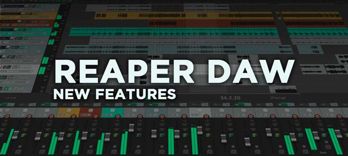Reaper Full Features Windows