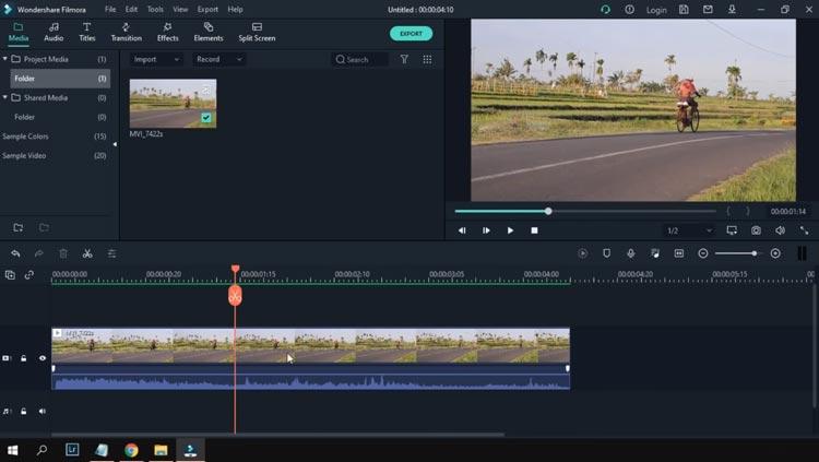 Aplikasi Wondershare Filmora Terbaru Gratis PC