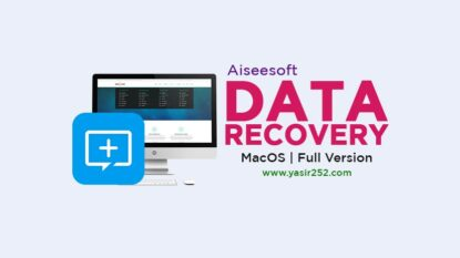 Download Aiseesoft Data Recovery MacOS Full Version Free
