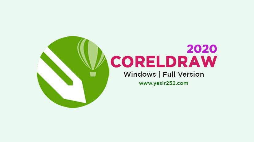 CorelDRAW 2020 Free Download Full 64 Bit With Keygen