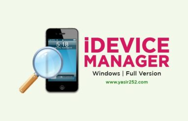 Download iDevice Manager Pro Full Version Windows