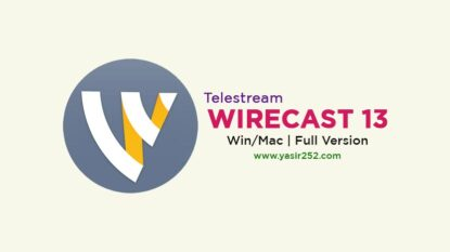 Download Telestream Wirecast Pro 13 Full Crack Free