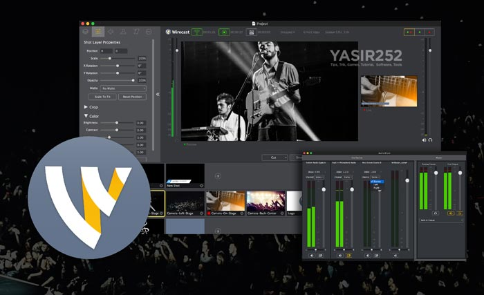 Download Wirecast Mac Full Software