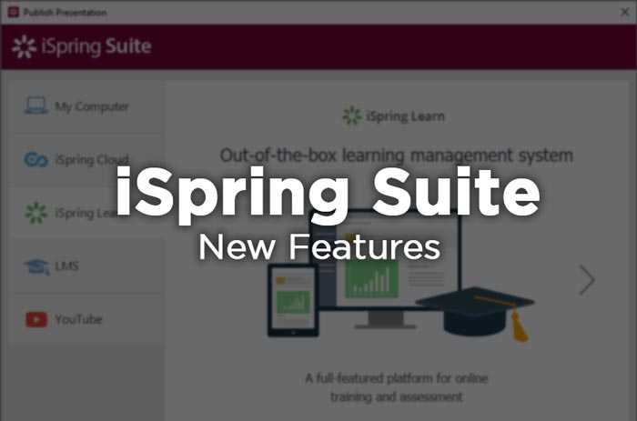 iSpring Suite Full Features