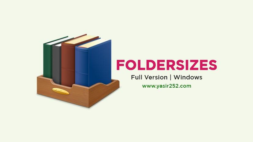 FolderSizes 9 Enterprise Free Download Keygen