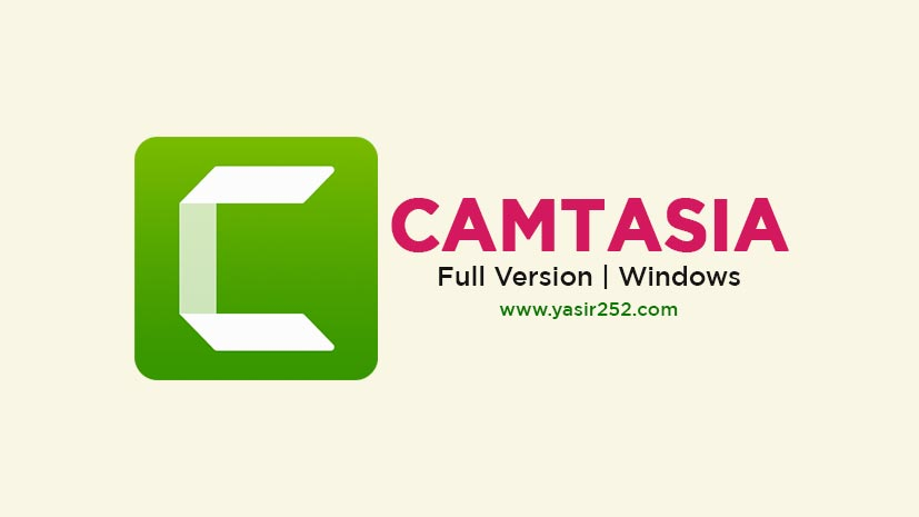 Download Camtasia Crack Full Software Free