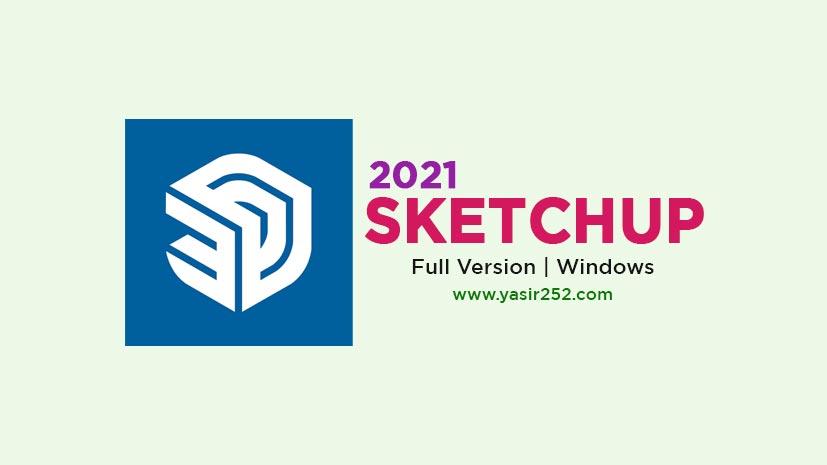 SketchUp Pro 2021 Full Download 64 Bit Crack