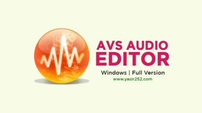 AVS Audio Editor Free Download Full