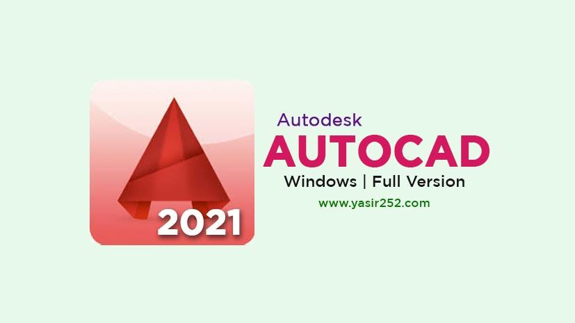 AutoCAD 2021 Full Free Download Keygen x64