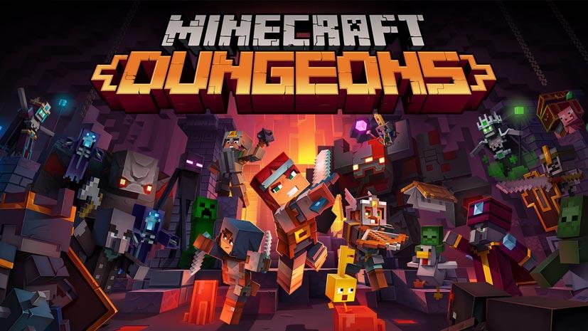 Download Minecraft Dungeon Full