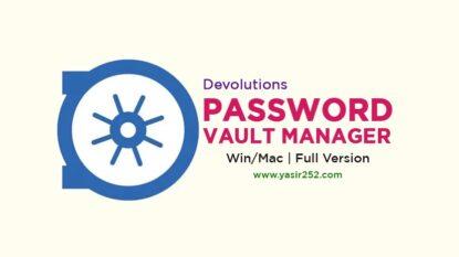 Download Password Vault Manager Full