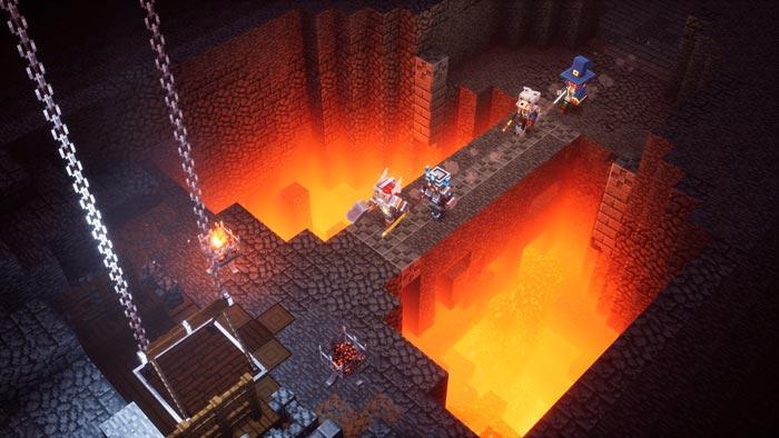 Minecraft Dungeon Crack Codex