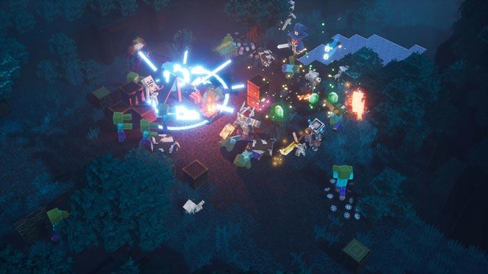 Minecraft Dungeon Free Download PC Game