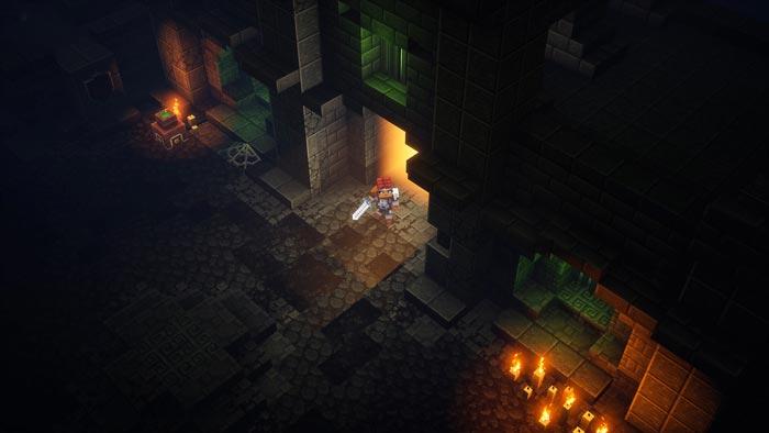 Minecraft Dungeon Full Crack