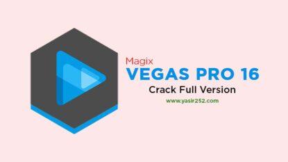 Vegas Pro 16 Crack Free Download Full